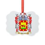 Borjas Picture Ornament