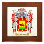 Borjas Framed Tile