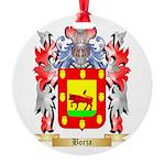 Borja Round Ornament