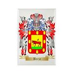 Borja Rectangle Magnet (10 pack)