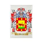Borja Rectangle Magnet (100 pack)