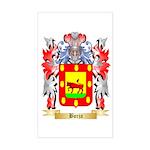 Borja Sticker (Rectangle)