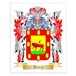 Borja Small Poster