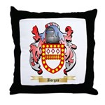Borges Throw Pillow