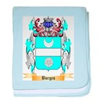 Borges 2 baby blanket