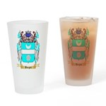 Borges 2 Drinking Glass
