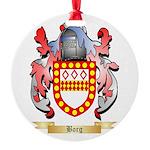 Borg Round Ornament