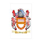 Borg Sticker (Rectangle 50 pk)