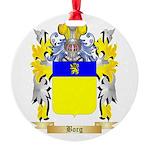 Borg 3 Round Ornament