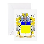 Borg 3 Greeting Cards (Pk of 10)