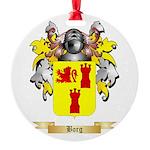 Borg 2 Round Ornament