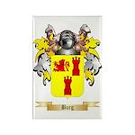 Borg 2 Rectangle Magnet (100 pack)