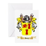Borg 2 Greeting Cards (Pk of 20)