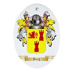 Borg 2 Ornament (Oval)