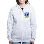 Borg (Malta) Women's Zip Hoodie