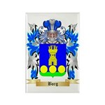 Borg (Malta) Rectangle Magnet (10 pack)