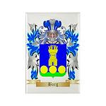Borg (Malta) Rectangle Magnet (100 pack)