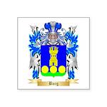 Borg (Malta) Square Sticker 3