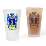 Borg (Malta) Drinking Glass