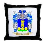 Borg (Malta) Throw Pillow