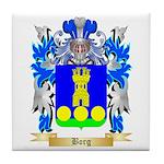Borg (Malta) Tile Coaster