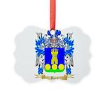 Borg (Malta) Picture Ornament