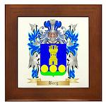 Borg (Malta) Framed Tile