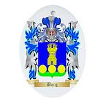 Borg (Malta) Ornament (Oval)