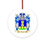 Borg (Malta) Ornament (Round)