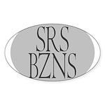 Serious Business Sticker