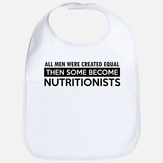 Nutritionists Designs Bib