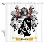 Bordiu Shower Curtain