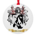 Bordils Round Ornament