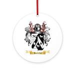 Bordillot Ornament (Round)