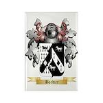 Bordier Rectangle Magnet (100 pack)