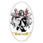 Bordier Sticker (Oval 10 pk)
