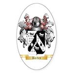 Bordey Sticker (Oval)