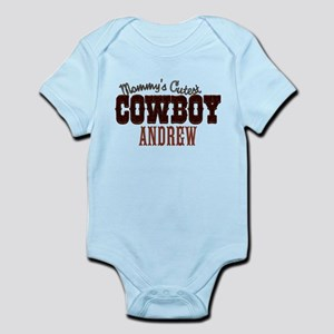 Editable Cowboy Body Suit
