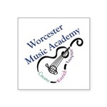 Worcester Music Academy Sticker