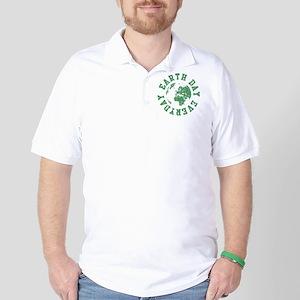 Earth Day Everyday Golf Shirt