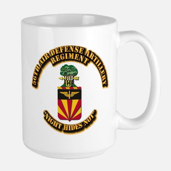 COA - 56th Air Defense Artillery Regiment Large Mu