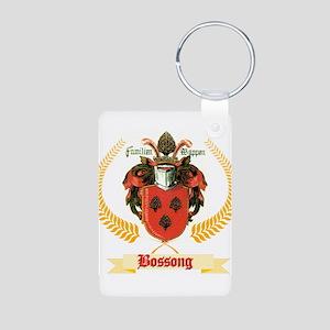 german boss coat Keychains