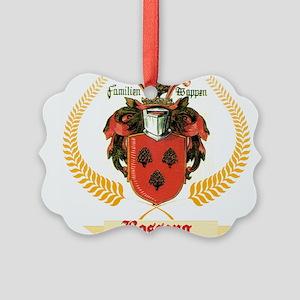 german boss coat Ornament