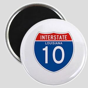 Interstate 10 - LA Magnet