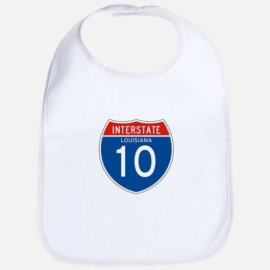 Interstate 10 - LA Bib