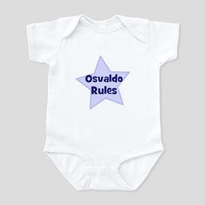 Osvaldo Rules Infant Bodysuit