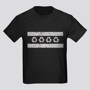 Recycle Chicago Flag T-Shirt