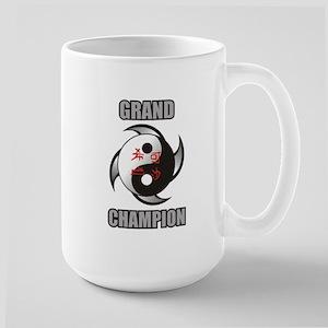 Grand Championc Large Mug