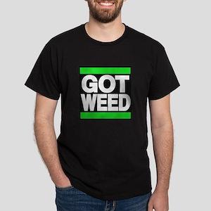 got weed green T-Shirt