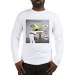 Karate Head Break Long Sleeve T-Shirt